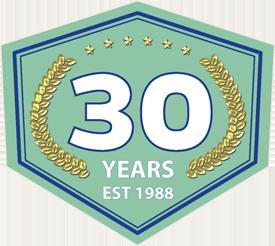 McCoy's Plumbing 30 Years of Service